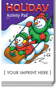 Holiday Activity Pad with