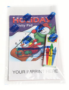 Holiday Activity Pad Fun