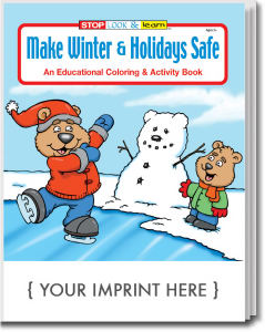 Promotional Coloring Books-0510