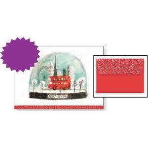 Promotional Greeting Cards-7803