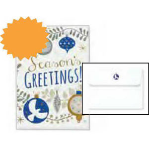 Promotional Greeting Cards-7836