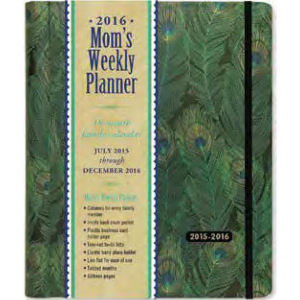 Mom's Weekly Planner 2016