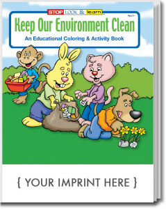 Promotional Coloring Books-0300