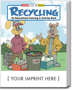 Promotional Coloring Books-0325