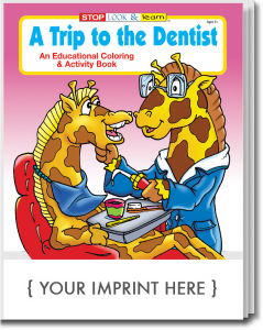 Promotional Coloring Books-0330