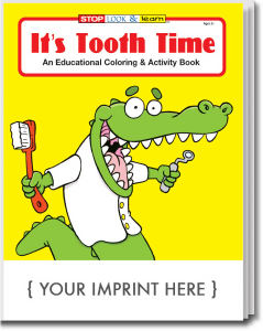 Promotional Coloring Books-0335