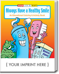 Promotional Coloring Books-0340