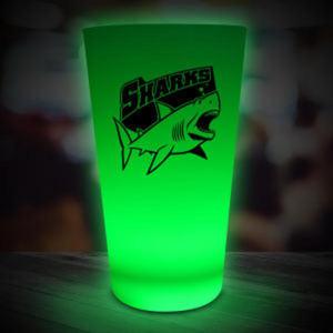 Green 16 oz LED