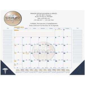 Promotional Calendar Pads-DDP6D