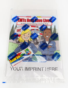 Promotional Coloring Books-0380FP