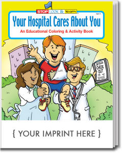 Promotional Coloring Books-0390