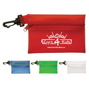 Promotional Vinyl ID Pouch/Holders-040371
