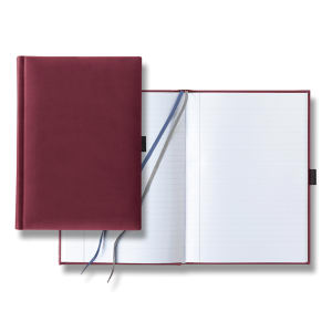 Medium bound journal with
