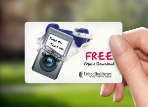 Promotional Music Download Cards-1-WELL-1