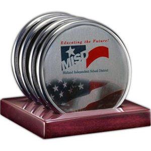 Promotional Coasters-DSR254CC