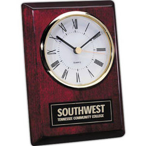 Promotional Desk Clocks-CLR101G