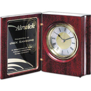 Promotional Desk Clocks-CLR411