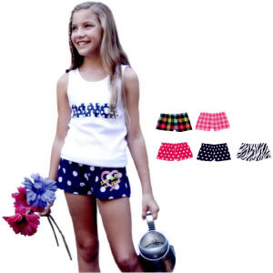 Girl's youth 100% cotton