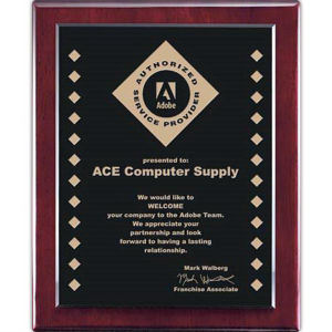 Promotional Plaques-AWP311