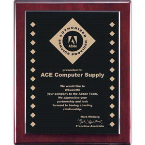 Promotional Plaques-AWP312