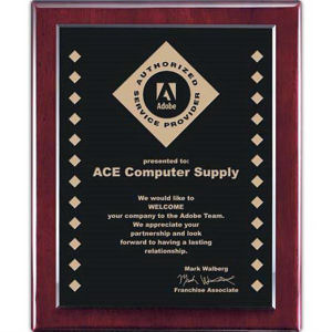 Promotional Plaques-AWP313