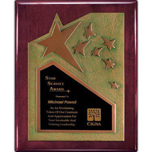 Promotional Plaques-AWP342RG