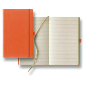 Ivory paged journal, 5