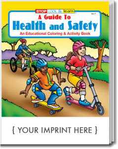 Promotional Coloring Books-0450