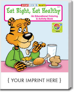 Promotional Coloring Books-0430