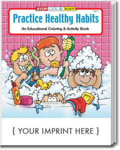 Promotional Coloring Books-0435