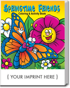 Promotional Coloring Books-0436
