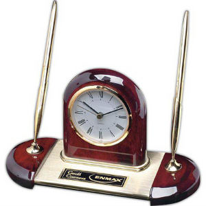 Promotional Desk Clocks-DSR501G