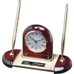 Promotional Desk Clocks-DSR501G