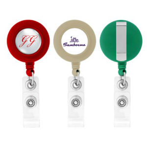 Promotional Retractable Badge Holders-L301E