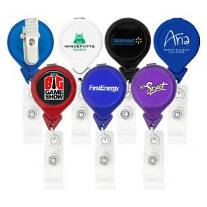 Promotional Retractable Badge Holders-L302