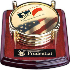 Promotional Coasters-DSR214GG