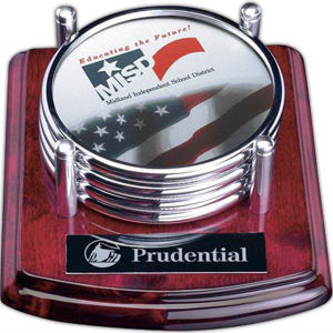 Promotional Coasters-DSR214CC