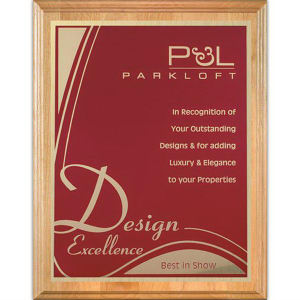 Promotional Plaques-AWP704-5833