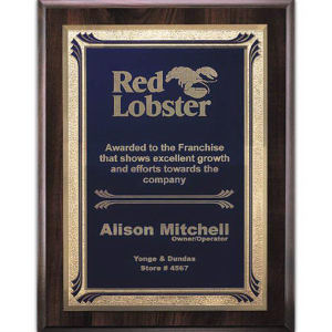 Promotional Plaques-AWP715-4314