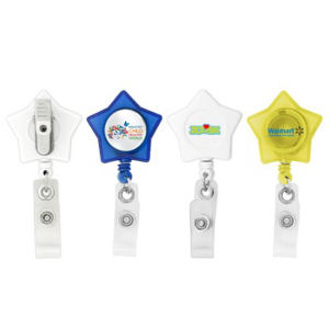Promotional Retractable Badge Holders-L304