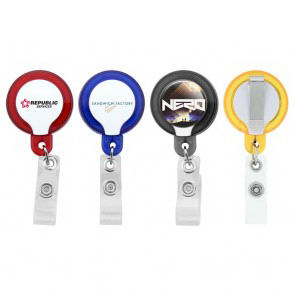 Promotional Retractable Badge Holders-L312