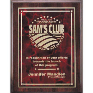 Promotional Plaques-AWP714-4123