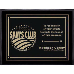 Promotional Plaques-AWP725-4104
