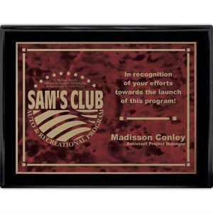 Promotional Plaques-AWP725-4124