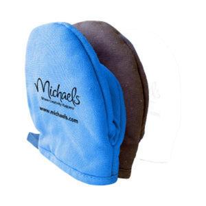 Mini oven mitt with
