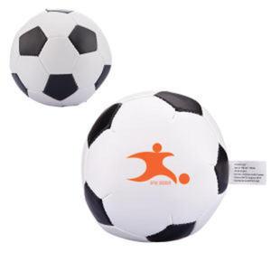 Soccer pillow ball.