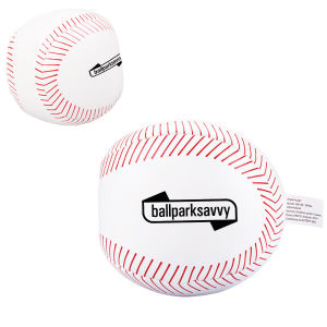 Baseball pillow ball.