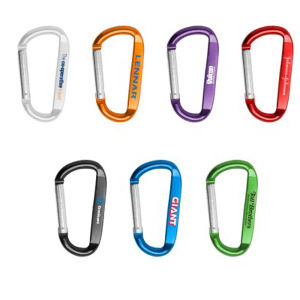 Promotional Carabiner Key Holders-L350