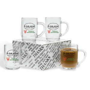 Promotional Glass Mugs-421TY