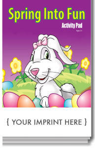 Promotional Coloring Books-0447